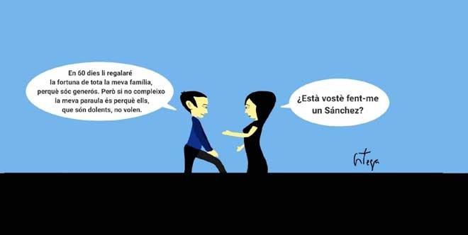 L'humor gràfic de Juan Carlos Ortega del 19 de Setembre del 2018