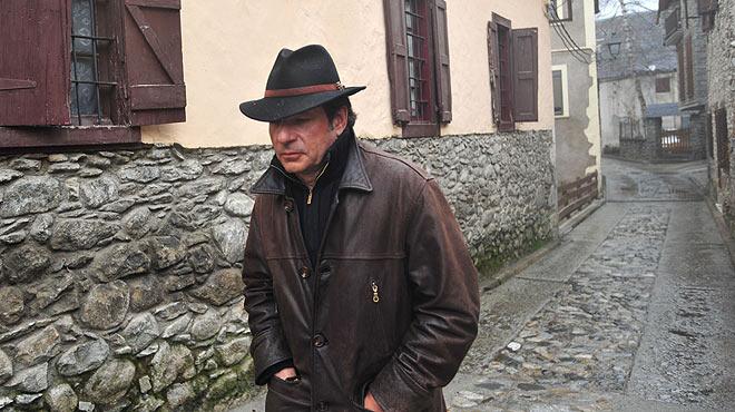 Mario Martín, residente en el Vall dAran, comenta los puntos fuertes y débiles del lugar donde vive.