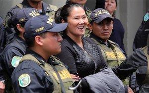 La llibertat a Keiko Fujimori aixeca polèmica entorn de la justícia al Perú