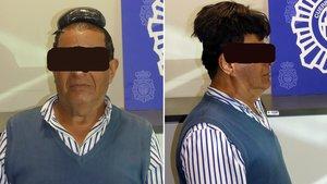 El hombre interceptado en el aeropuerto de Barcelona con cocaína bajo su peluquín