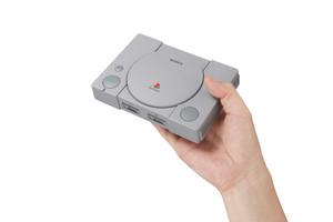 PlayStation Classic, la consola retro de Sony.