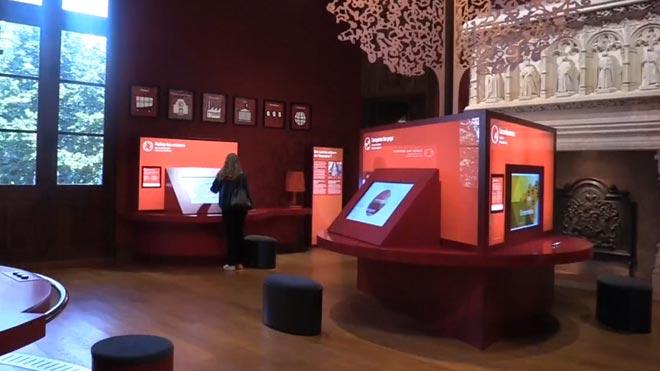 El primer museo interactivo dedicado a la economía de Europa abre sus puertas en París.