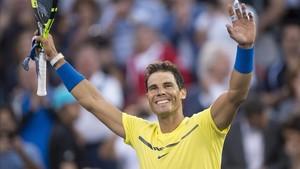 Rafael Nadal será el número 1 a partir del próximo lunes.