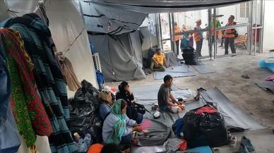 Grecia masca la tragedia de la inmigración