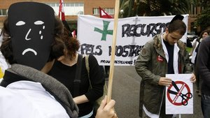 Els metges catalans d'atenció primària convoquen cinc dies de vaga a final de mes