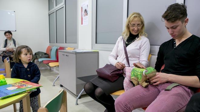 Un amigo robot en el hospital
