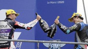 Arenas recupera el lideratge amb un altre podi a Le Mans