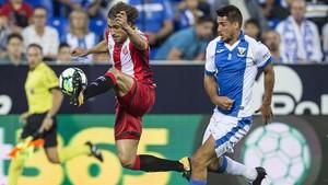 Un convincent Girona s'endú un punt de Leganés