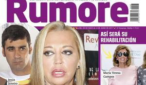 Belén Esteban estalla ante el anuncio de la reboda de Jesulín y María José Campanario, en Rumore.