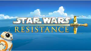Una imagen de 'Star Wars Resistance'.