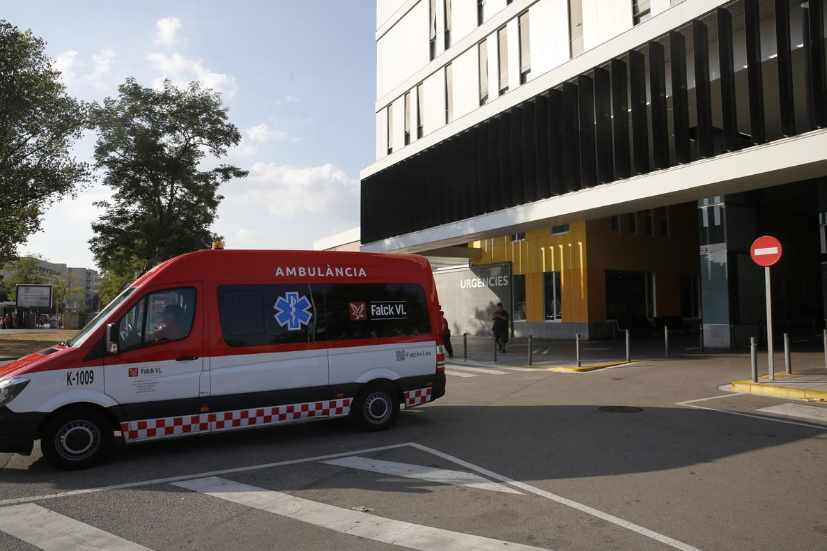 Mor una dona de 88 anys atropellada per un camió a Sabadell