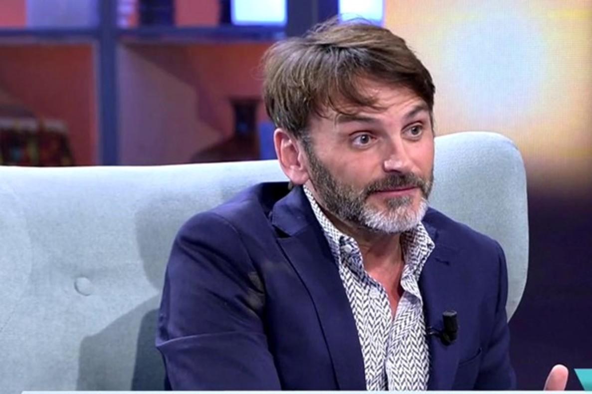 """Fernando Tejero, víctima de homofobia: """"Me dijeron 'muérete de SIDA, rojo de mierda'"""""""