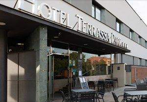 Tanca l'hospital temporal de l'Hotel Terrassa Park per a malalts de la Covid-19