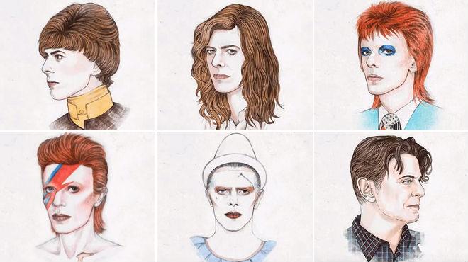 Twitter llora a David Bowie, el camaleón del rock