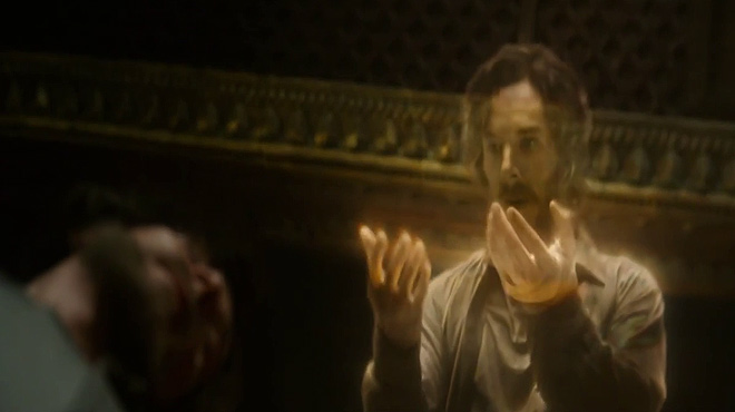 Tráiler de 'Doctor Strange' en español.