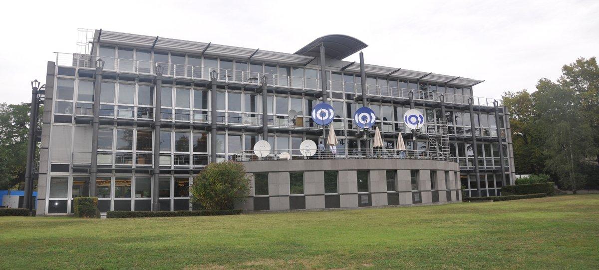 Sede de la Unión Europea de Radiodifusión (UER) en Ginebra.