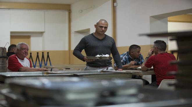 24 reclusos disfrutarán del último ágape en el comedor del centro