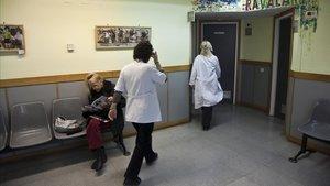 Centro de atención primaria (CAP) Raval Nord.