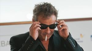 Eduard Fernández, guardonat amb la Concha de plata al millor actor per 'El hombre de las mil caras'