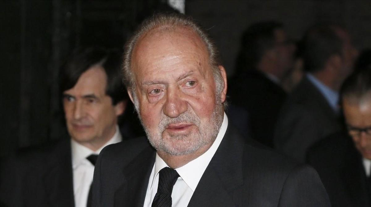 El rei emèrit Joan Carles li penja el telèfon a Jordi Évole a 'Salvados'