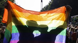 Manifestación en Barcelona del Orgullo LGTBI, el pasado junio.