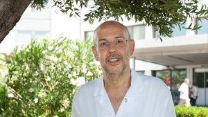 Rafael Máñez, jefe de la uci del Hospital de Bellvitge (L'Hospitalet).