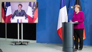 Moncloa celebra la iniciativa Macron-Merkel del mig bilió d'euros