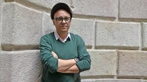 Valentín Roma, nuevo director de la Virreina Centre de la Imatge, que este jueves ha presentado su programa de exposiciones.
