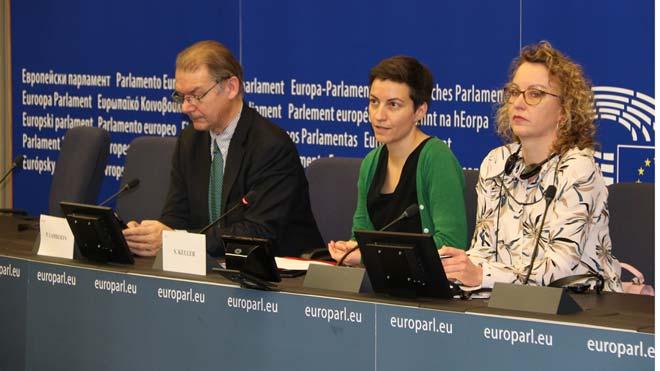 Els Verds europeus reconeixen que Puigdemont els suposa un «problema»