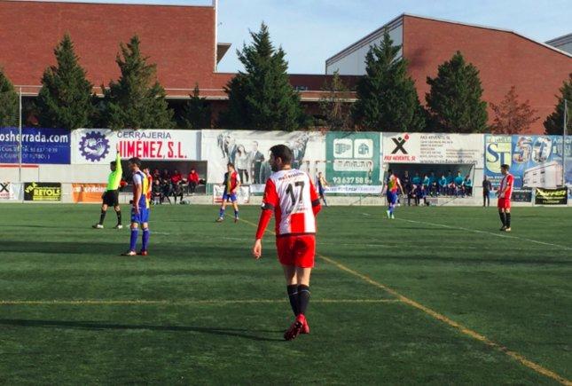 El Viladecans pateix la seva primera derrota a casa davant del FC Andorra de Piqué