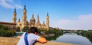 Zaragoza es una ciudad bimilenaria por la que han pasado la práctica totalidad de las civilizaciones que han dominado la Península Ibérica
