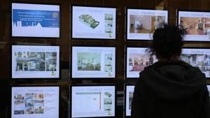 El preu de la vivenda lliure es va disparar el 6,7% el tercer trimestre, l'alça més gran en deu anys