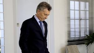 L'FMI surt al rescat de l'Argentina amb un préstec de 50.000 milions