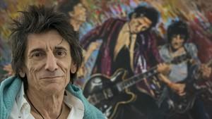 """Ron Wood: """"En un xou dels Stones es veu el futur del rock'n'roll"""""""