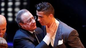 Així s'ha acomiadat Cristiano Ronaldo del Real Madrid