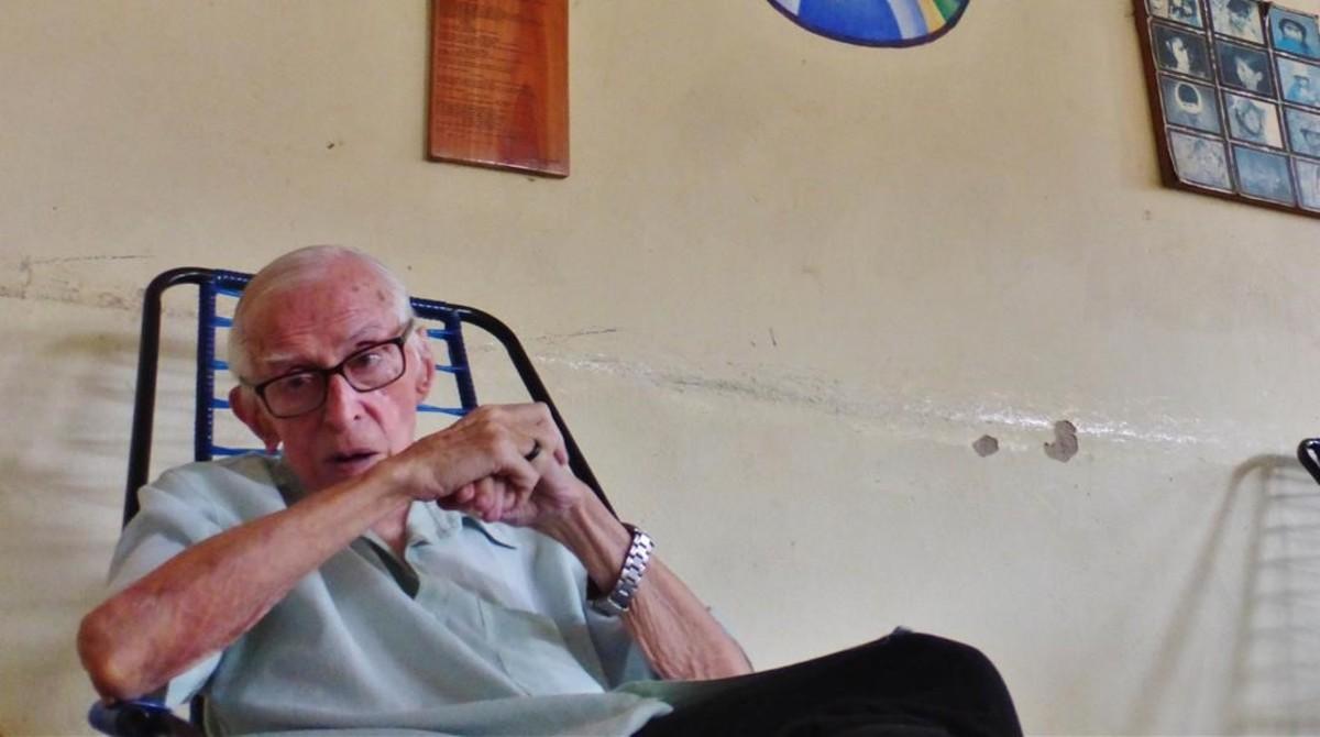Pere Casaldàliga.