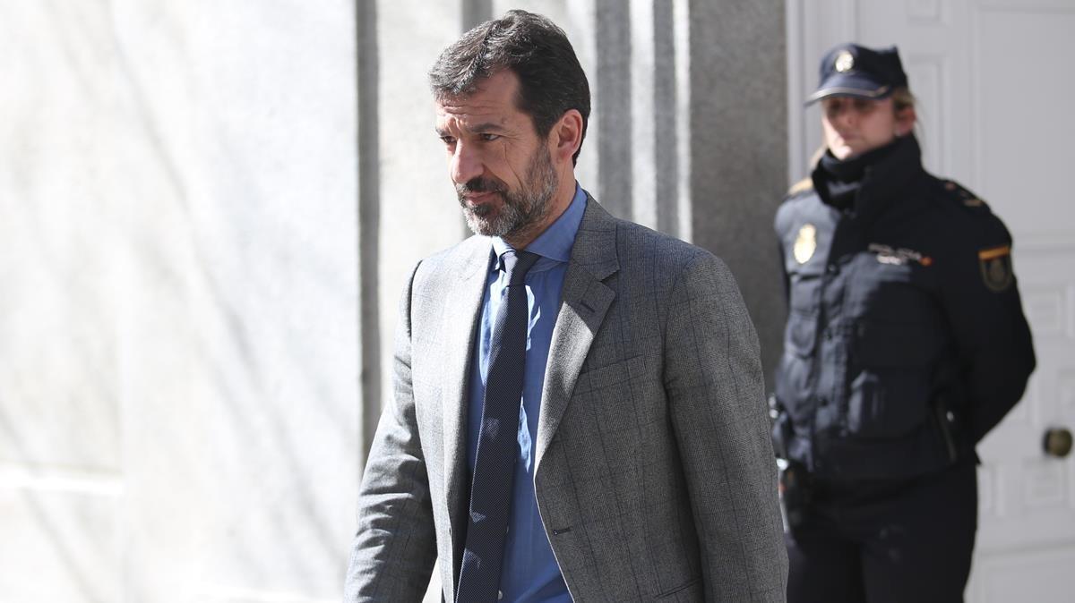 """Ferran López: """"Acepté el cargo tras el cese de Trapero por responsabilidad"""""""