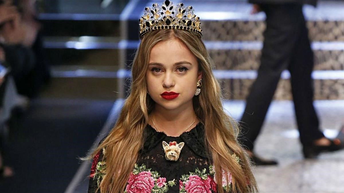 Lady Amelia Windsor.