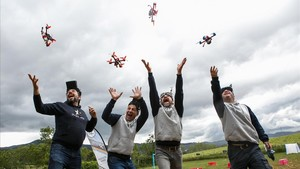 La democratització dels drons