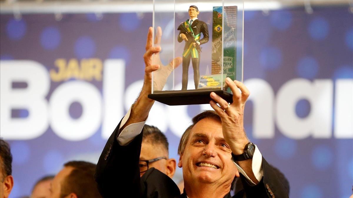 Un ultra aspira a presidir el Brasil