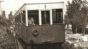 Una reforma de TMB amenaça l'antiga estació del funicular de Montjuïc