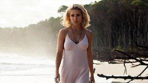 Elsa Pataky, en la serie de Netflix 'La tierra de las mareas'.