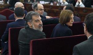 Les reaccions dels condemnats per la sentència del procés