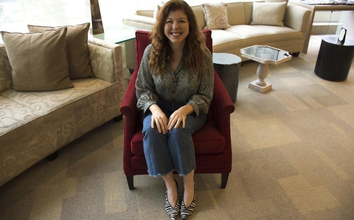 Entrevista con Marianne Power, autora del libro 'Help me!