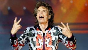 Mick Jagger, el juny passat.