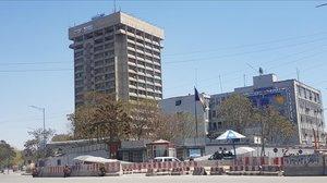 Els insurgents ataquen el Ministeri d'Informació a Kabul