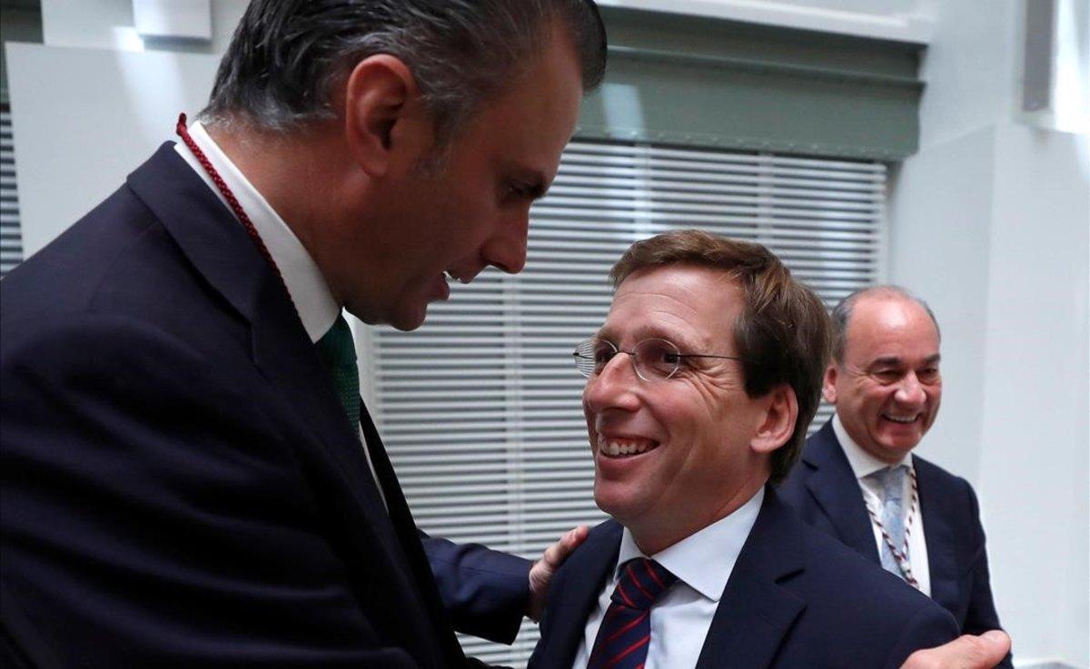 Madrid traurà els carrers als socialistes Largo Caballero i Indalecio Prieto