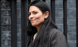La ministra de l'Interior britànica, investigada per assetjament