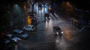 Més de 200 trucades aquesta nit per incidències a causa de la pluja a Catalunya
