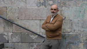 Josep Maria Fonalleras, en Barcelona.